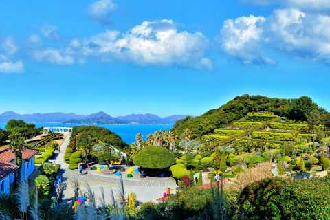 From Busan: Day Trip to Oedo Island or Tongyeong