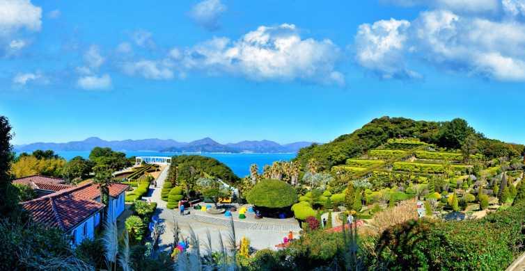 De Busan: viagem de um dia à Ilha de Oedo ou Tongyeong