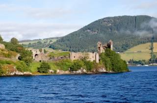 Ab Edinburgh: Tagestour Loch Ness, Glencoe und Highlands