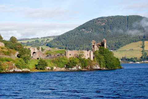 Loch Ness, Glencoe e Highlands: tour da Edimburgo