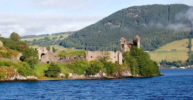 From Edinburgh: Loch Ness, Glencoe, & the Highlands Day Tour