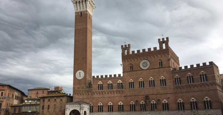 Tour Privado do Museu Cívico de Siena