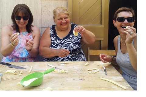 From Bari: Pasta Experience Walking Tour