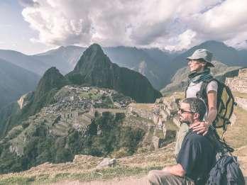 Machu Picchu Morgen-Kombi mit Eintritt, Bus und Guide