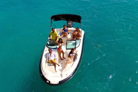 Beach and Water Sports Private Boat Tour