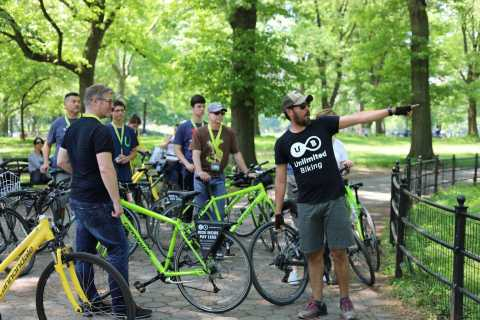 New York City: Highlights of Central Park Bike Tour