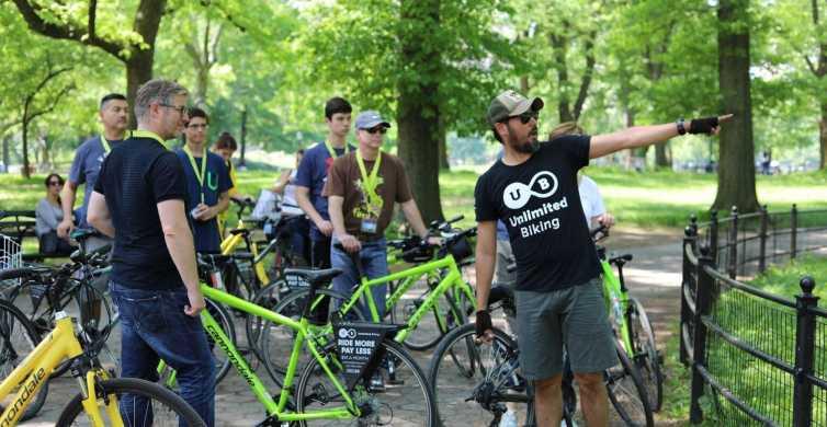 New York City: Highlights of Central Park Bike Tour