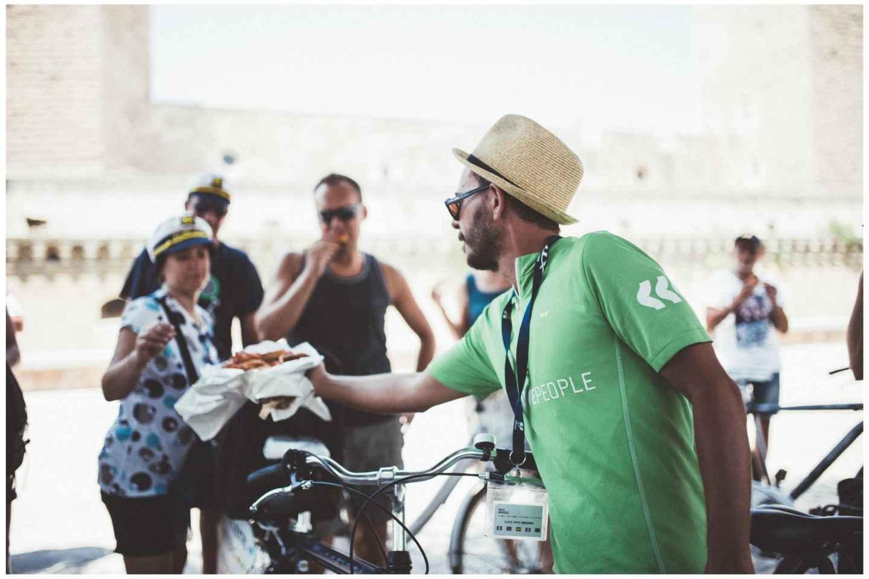 Bari: Street Food-Tour per Fahrrad