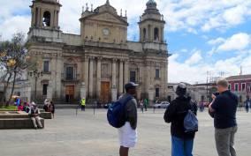 Guatemala: City Layover Tour