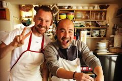 Tóquio: Aula de culinária japonesa privada com um chef local