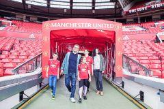 Tour no Museu e Estádio do Manchester United