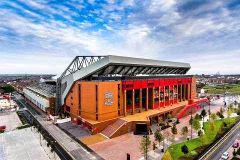 Liverpool Football Club: Museum and Stadium Tour
