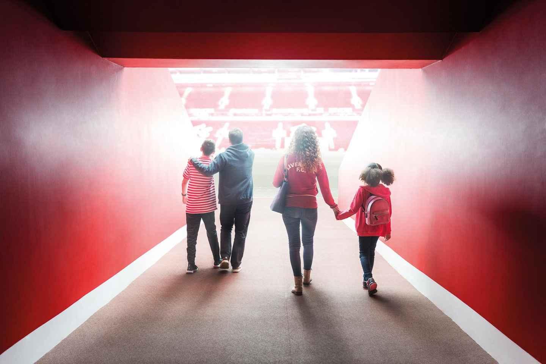 Liverpool Football Club: Museum- und Stadion-Tour