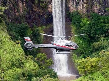 Kauai: 25-minütiger Rundflug über den Westen von Kauai