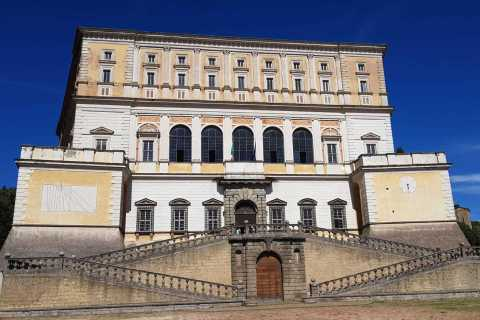 Palazzo Farnese: Renaissance Residence Tour with Lunch