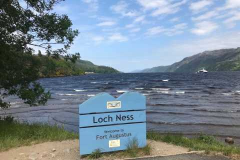 From Edinburgh: Loch Ness and the Highlands Day Tour