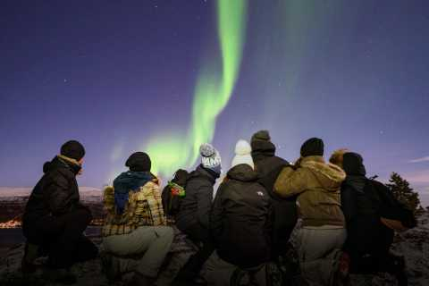 Tromso: Aurora Chase with Professional Photographers