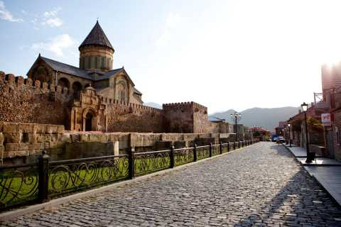 1 Day Tour to Mtskheta, Gori and Uplistsikhe From Tbilisi