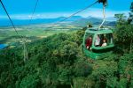 Cairns Day Tour: Green Island and Kuranda Skyrail & Train