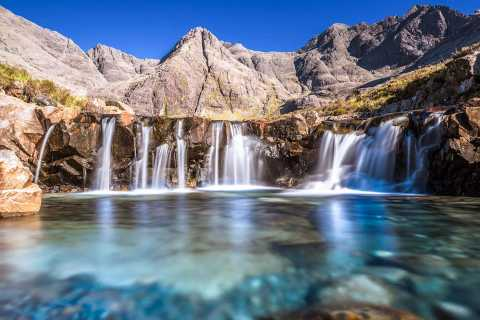 Isle of Skye Tour with Fairy Pools from Inverness