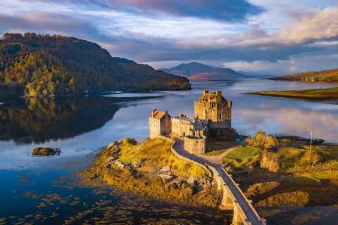 From Inverness: Skye & Eilean Donan Castle Small-Group Tour