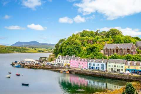 Isle of Skye & Eilean Donan Castle Tour from Inverness