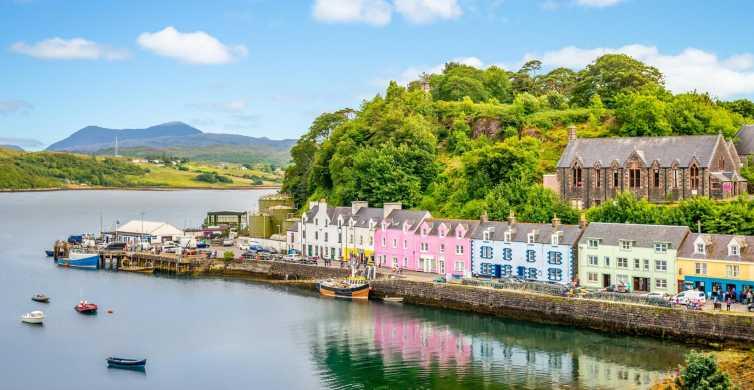 Isola di Skye e Castello di Eilean Donan: tour da Inverness