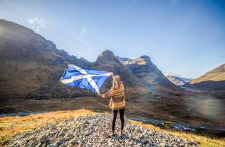 Ab Edinburgh: 3-Tages-Tour nach Isle of Skye & Highlands
