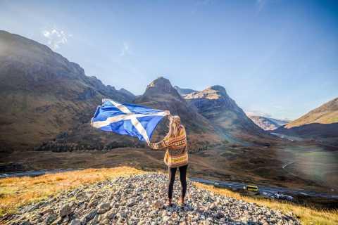 Isola di Skye e Highlands: tour di 3 giorni da Edimburgo