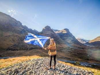 Ab Edinburgh: 3-Tages-Tour nach Isle of Skye & Highlands