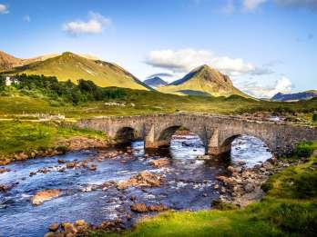 Isle of Skye und Highlands: 3-tägige Tour ab Edinburgh