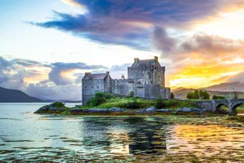Isle of Skye & The Highlands: 3-Day Guided Tour from Glasgow