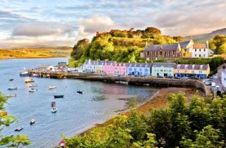 Ab Edinburgh: 3-tägige Kleingruppentour Isle of Skye