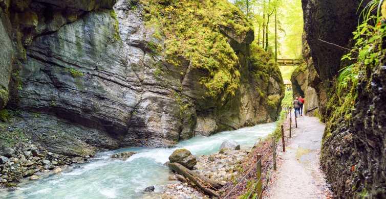 Partnachklamm Gorge Tour from Munich: Groups of 4 or More