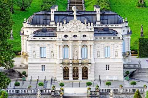 Visite du palais du Linderhof au départ de Munich: groupes de 4 ou plus