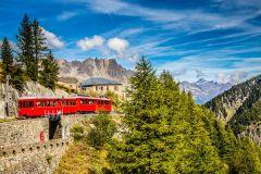 De Genebra: Excursão de um dia a Chamonix-Mont-Blanc