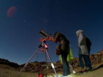 Teide Nationalpark: Tour bei Mondschein & Sternenbeobachtung
