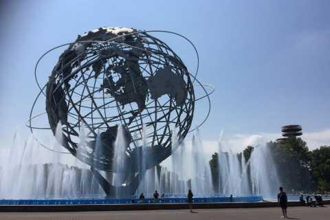 """Från Manhattan: """"City of Contrasts"""" 5-timmars kulturell turné"""