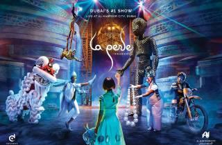 La Perle von Dragone: Die spektakulärste Show Dubais