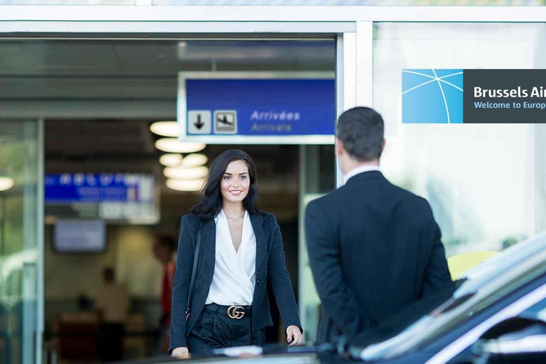 Brüsseler Flughafen (BRU) nach Amsterdam: VIP-Transfer
