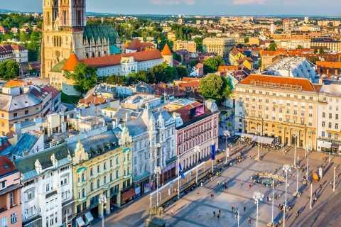 Day Trip from Belgrade to Zagreb