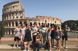 Rom: Kolosseum und Forum Romanum Kleingruppentour