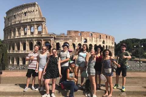 Rome: Colosseum and Roman Forum Small Group Tour