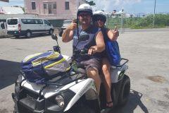 Nassau: City Tour guiado ATV