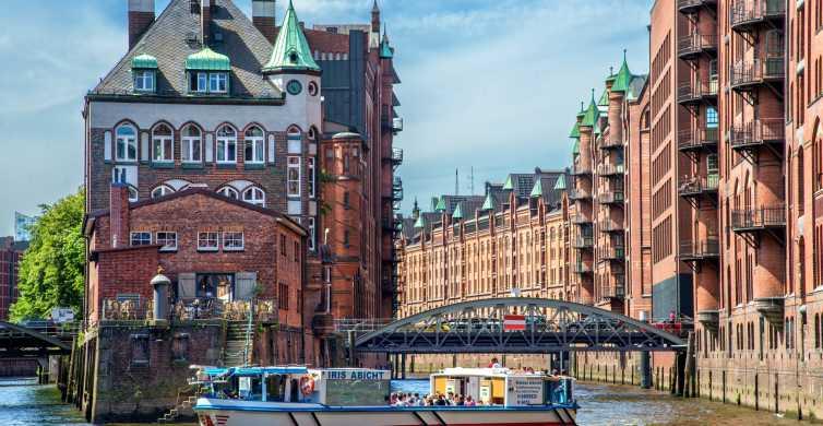 2-godzinna wycieczka po porcie w Hamburgu: nadmorski czar