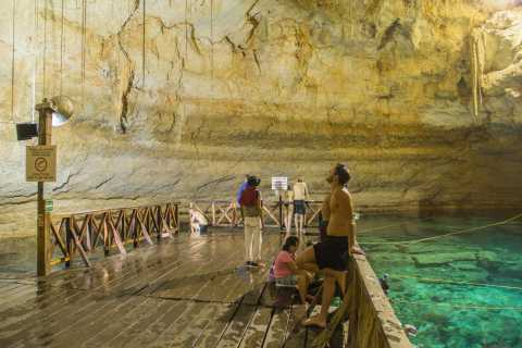 From Cancun and Riviera Maya: Tulum, Coba, and Cenote Tour