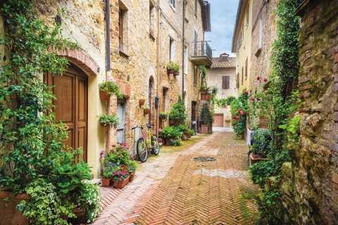 Pienza e Montepulciano: tour enologico da Siena