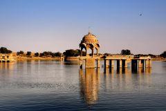 Jaisalmer: City Tour Privado