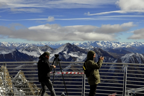 Von Mailand: Tagesausflug nach Monte Bianco und Courmayeur