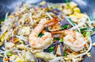 Bangkok: Thai Kochkurs mit Marktbesuch